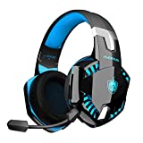 Auriculares Gaming PS4, PHOINIKAS Wired Gaming Auriculares für PS5, Xbox One,...