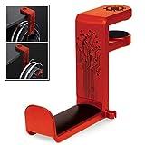 ENHANCE PC Soporte Auriculares Gaming - Soporte para Auriculares De Escritorio...