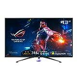 """Asus ROG Swift PG43UQ - Monitor de Gaming DSC de 43"""" (4K UHD (3840 x 2160), 144..."""
