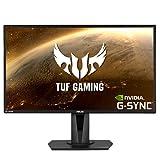 ASUS VG27AQ1A - Monitor de Gaming de 27' WQHD (2560x1440, IPS, 170 Hz, 1ms MPRT,...