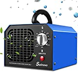 Generador de Ozono 6000 mg/ h Purificador Ozono de Aire Profesional con...