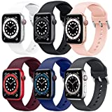 Supore Apple Watch Correa, Compatible con Apple Watch 38mm 42mm 40mm 44mm 41mm...