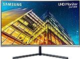 Samsung U32R592 - Monitor Curvo sin marcos de 32'' 4K (3840x2160, LED, UHD,...
