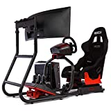 Sparco Simulador G02300B Completo Gaming 2