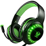 Pacrate Xbox One Cascos Gaming para PS4 PS5 PC Laptop Switch, Auriculares Gaming...
