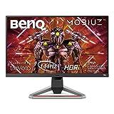 BenQ MOBIUZ EX2710 - Monitor Gaming de 27' FullHD (1920x1080, 1ms, 144Hz, IPS,...