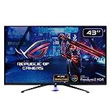 ASUS ROG Strix XG438Q - Monitor Gaming de 43'' 4K (3840x2160, 16:9, 120 Hz, 4...