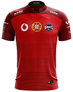 las mejores ofertas camiseta Vodafone Giants Portugal 2019