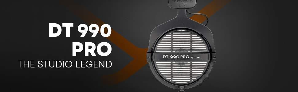 Beyerdynamic DT 990 Pro Los mejores auriculares del mundo