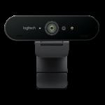 Cámara Logitech Brio Stream La mejor webcam para streaming en 4K del 2021