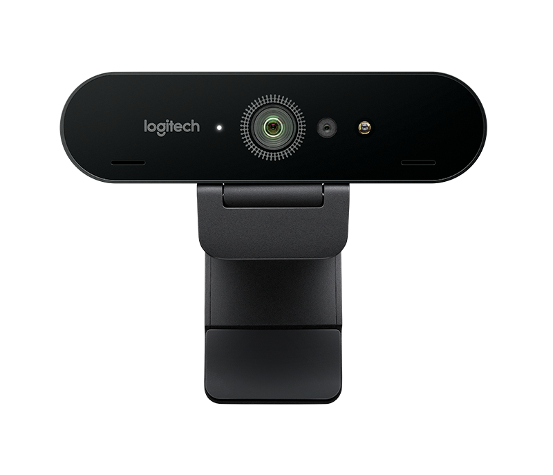Camara Logitech Brio Stream La mejor webcam para streaming en 4K del 2020