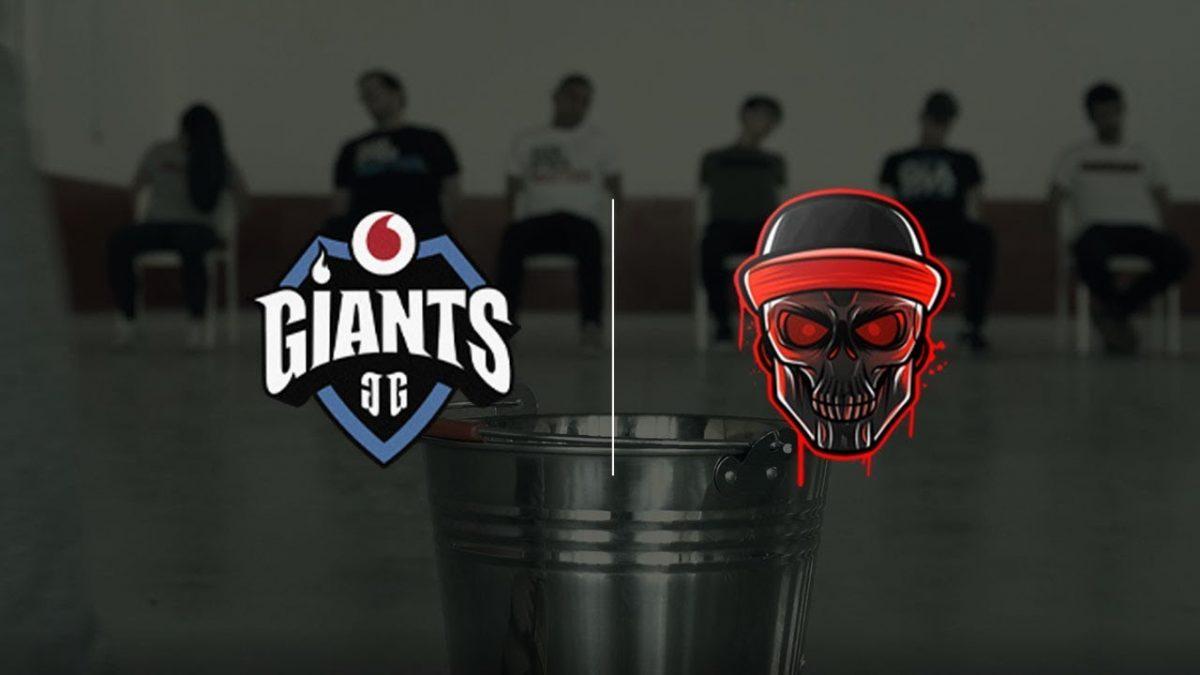 Camiseta oficial del equipo Vodafone Giants Lolito 2019