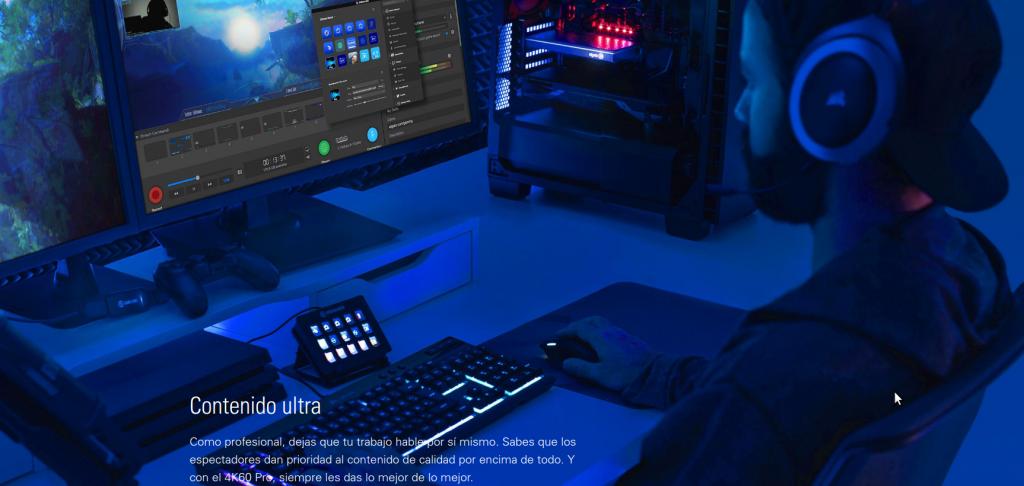 ELgato game capture 4k60 pro vs avermedia, sus caracteristicas y ventajas