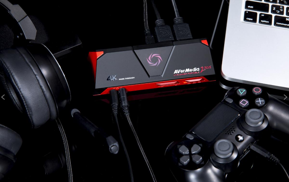 AVerMedia Live Gamer Portable 2 PLUS, la mejor capturadora relacion calidad precio de 2019