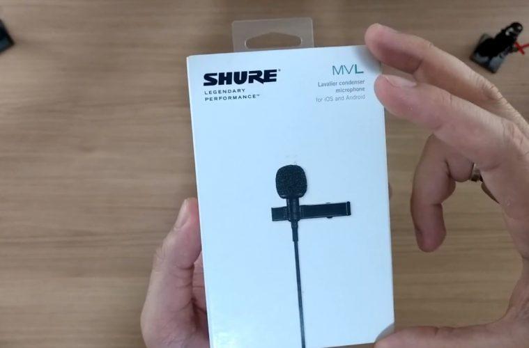 Comprar Shure MVL el mejor microfono de solapa