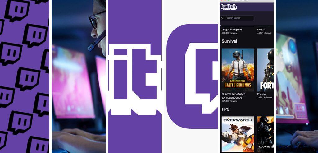 Que es Twitch la red social de los gamers