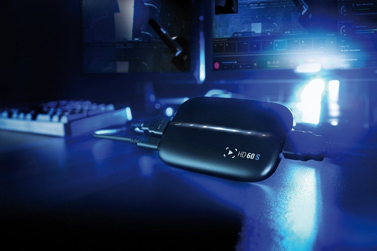 ELgato Game Capture HD60S, la mejor capturadora de video 1080p 60fps del 2020