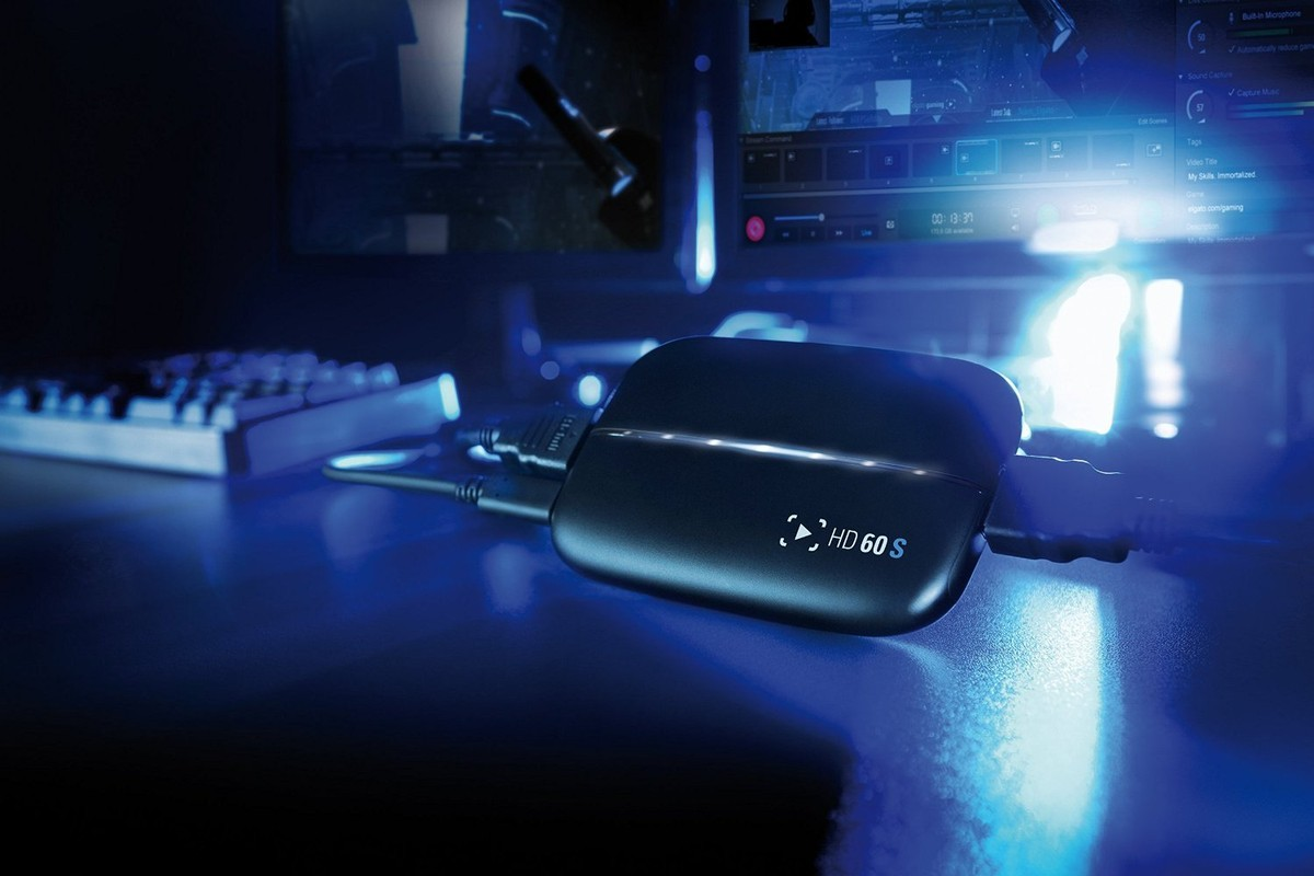 Review completa de la capturadora ELgato HD60s