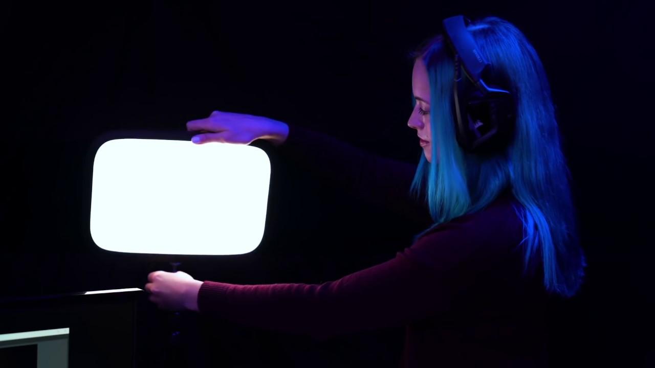 ELgato Key Light la mejor luz o foco led para hacer streaming del 2019