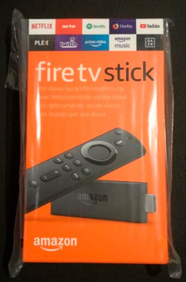 comprar fire tv stick 2019
