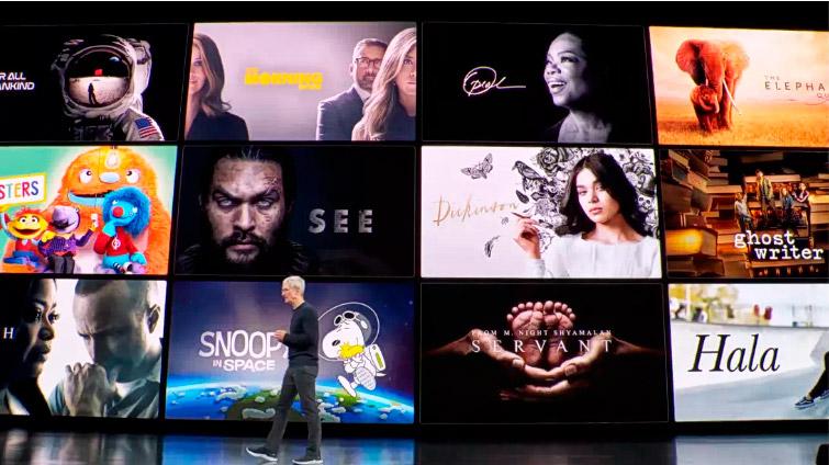 Ver series de apple tv+