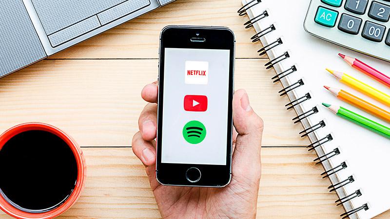 como funcionan los servicios de streaming