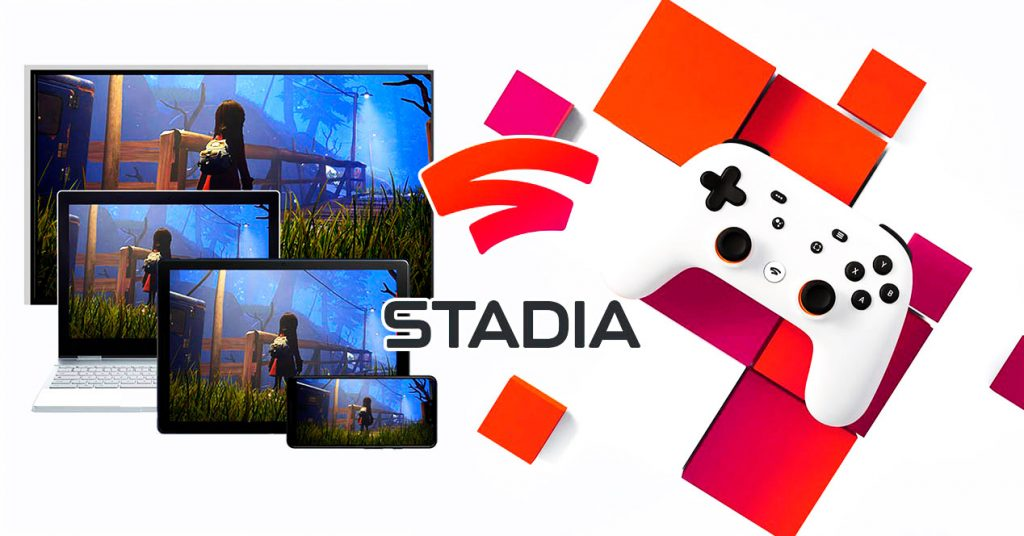 servicio de streaming Google Stadia