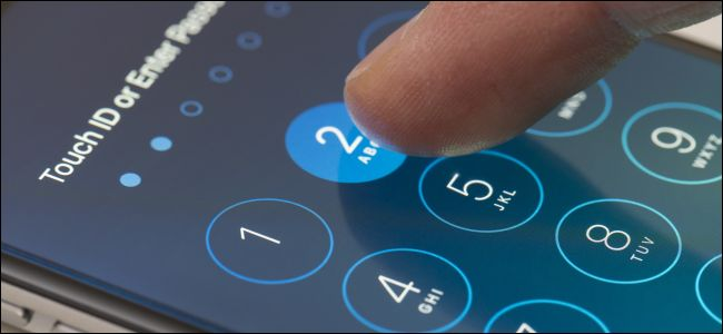 aumentar la seguridad en el iphone