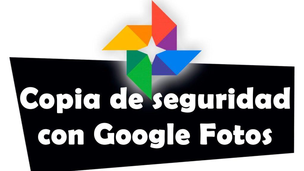 Cómo hacer copia de seguridad de fotos con Google Fotos