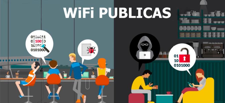 como aumentar nuestra seguridad al conectarnos a wifis publicas con el iphone