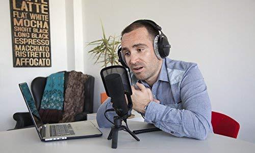 microfono omnidireccional podcast precio