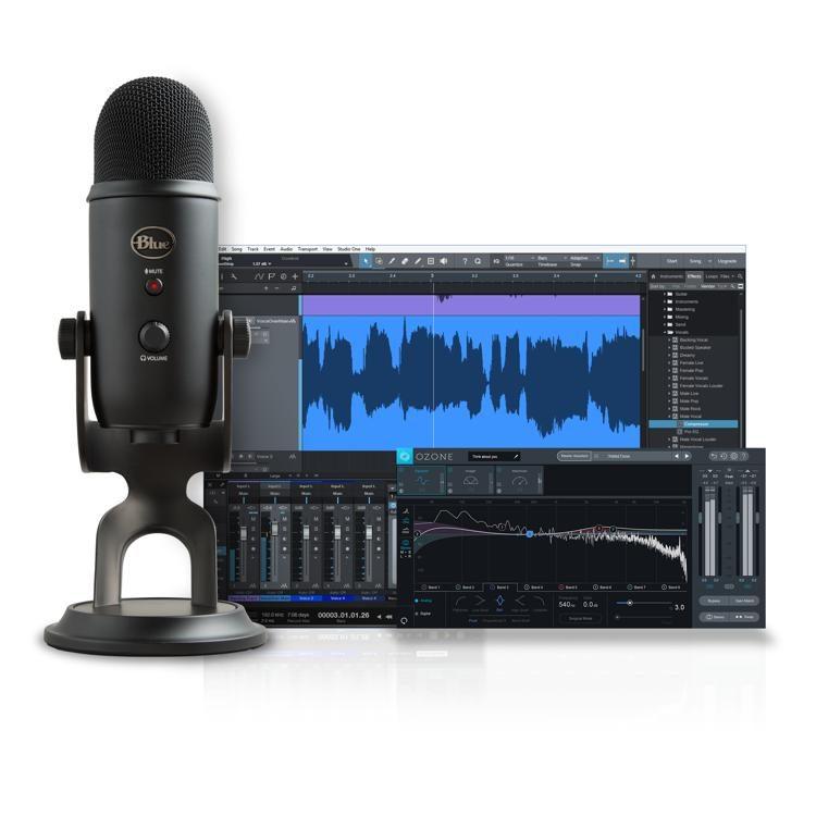 microfono podcast economico
