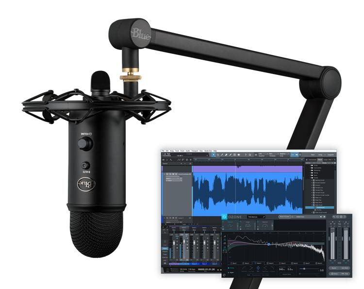 microfono podcast mac
