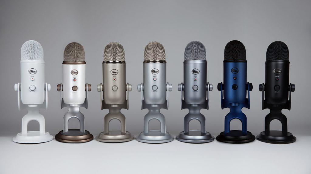 microfono podcast barato