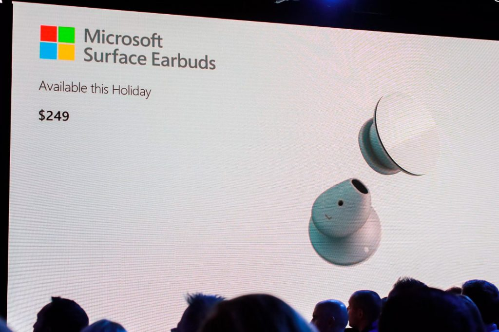 comprar earbuds surface