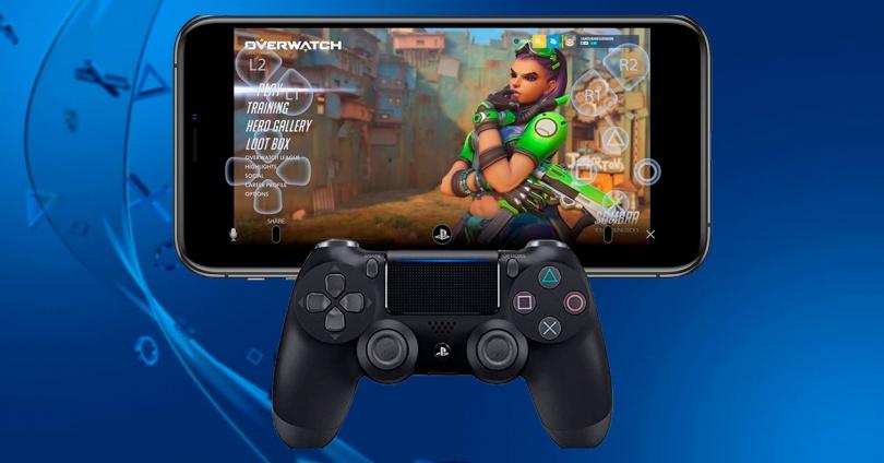 Como conectar el mando de PS4 con el iPhone