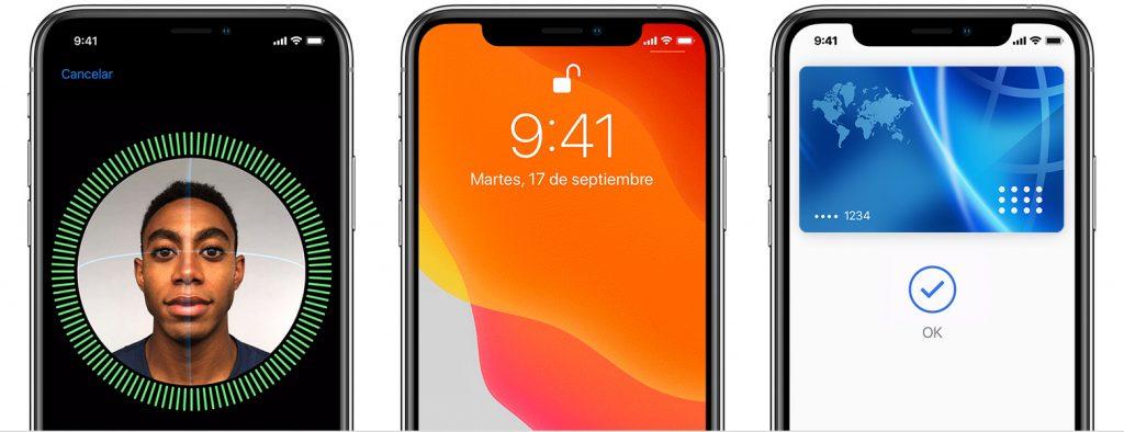 Cómo activar la vibración del Face ID iphone