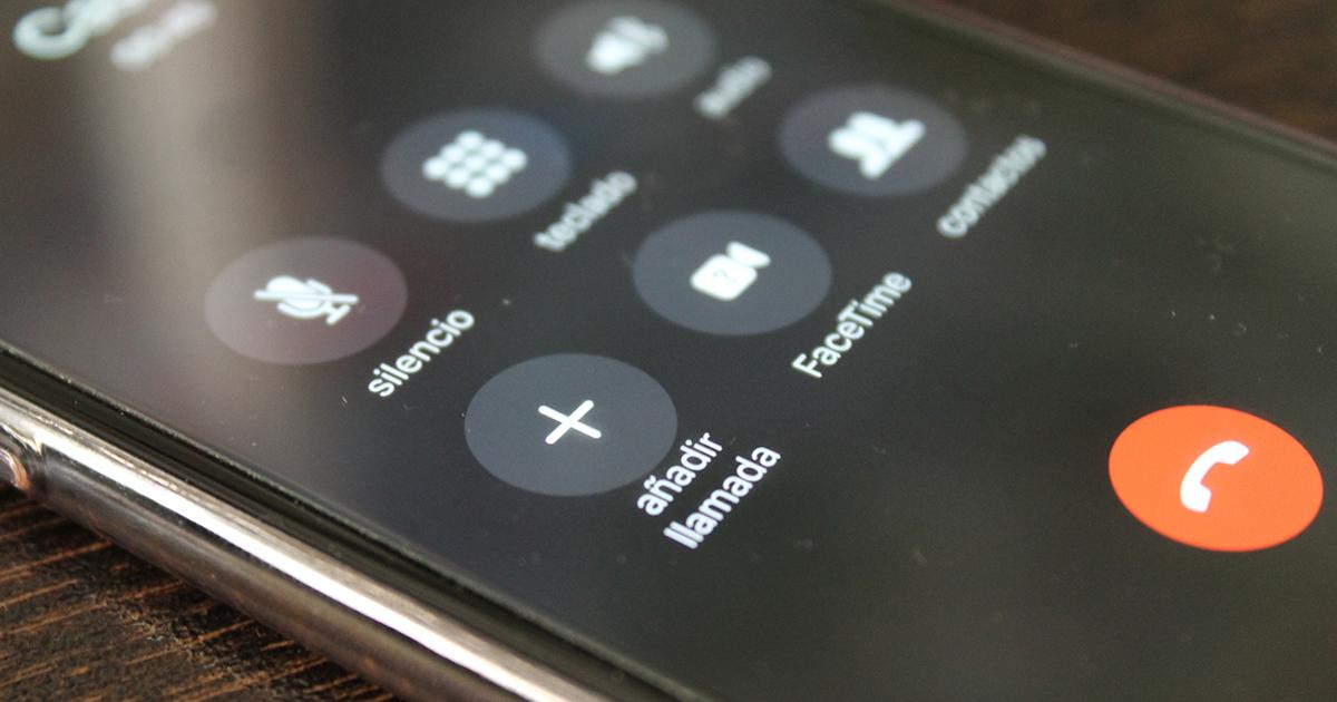 activar la cancelacion de ruido en el iphone