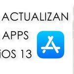 Como se actualizan las Apps en iOS 14