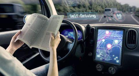 5g coche autonomo