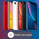 Como apagar el iPhone XR