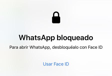 como poner huella en whatsapp