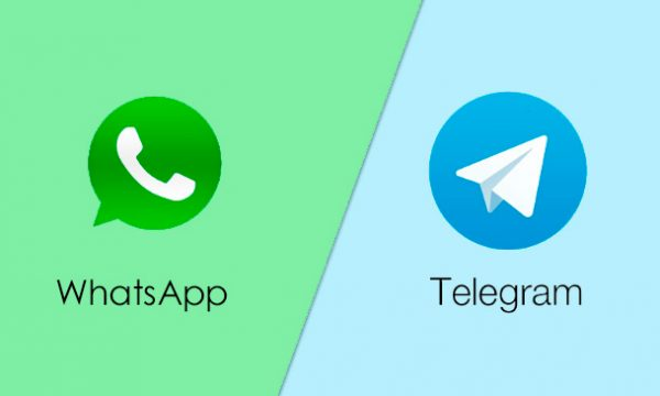 whatsapp vs telegram privacidad