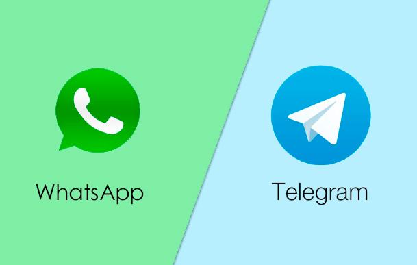 Whatsapp Vs Telegram, ¿Que app nos da mas privacidad?