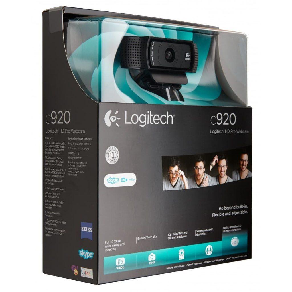 mejores webcams para videoconferencias