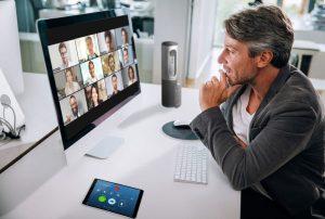 Webcams para videoconferencias