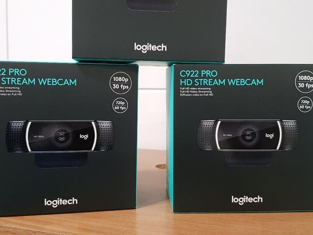 webcams logitech para trabajar