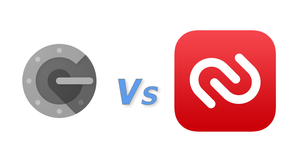 App de autenticacion. Google Authenticator Vs Authy
