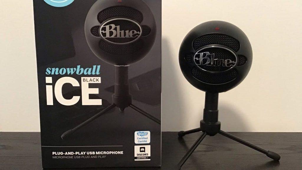 blue snowball ice para videollamadas
