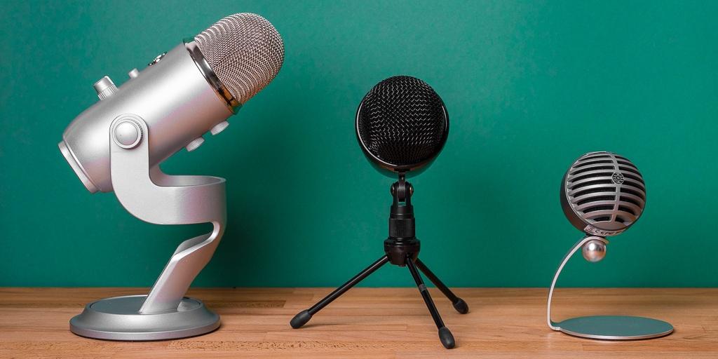 Microfonos para videollamadas